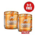 PROMO 1+1 FREE PHYSIQUE NUTRITION Charge Pre-Workout 225 гр / 30 дози