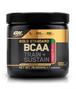 OPTIMUM NUTRITION Gold Standard BCAA Train + Sustain 76 гр / 8 дози