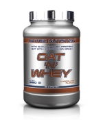 SCITEC NUTRITION Oat N Whey 1380 гр