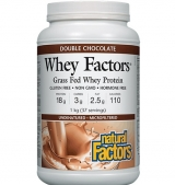 100% Natural Whey Protein / Double Chocolate