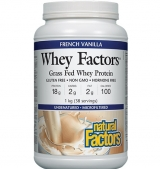 100% Natural Whey Protein / French Vanilla