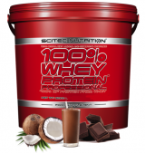 100% Whey Protein Professional 5000 гр