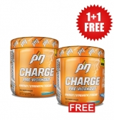 1+1 FREE PHYSIQUE NUTRITION Charge Pre-Workout 225 гр / 30 дози