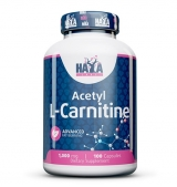 Acetyl L-Carnitine 1000 мг / 100 капсули