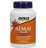 ADAM™ Superior Mens Multiple Vitamin 60 таблетки