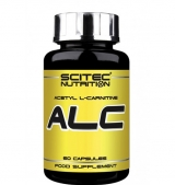 ALC – Acetyl L-Carnitine 500 мг / 60 капсули