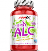 ALC /with Taurin & Vitamine B6/ 120 капсули