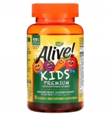 Alive Children's Multi-Vitamin Gummy 90 таблетки