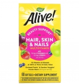 Alive Hair, Skin & Nails 1040 мг / 60 гел капсули