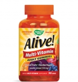 Alive Multi-Vitamin Adult Gummies 150 мг / 90 желирани таблетки