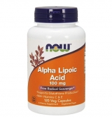 Alpha Lipoic Acid 100 мг / 120 капсули