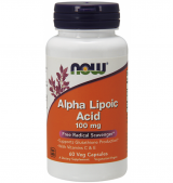 Alpha Lipoic Acid 100 мг / 60 капсули