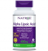 Alpha Lipoic Acid /Time Release/ 600 мг / 45 таблетки