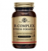 B-Complex Stress Formula with Vitamin C, 100 tabl