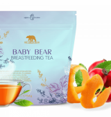 BABY BEAR BREASTFEEDING TEA - ЧАЙ ЗА КЪРМАЧКИ 160 гр / 50 дози