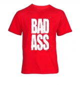 BAD ASS / T-Shirt Logo