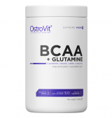 BCAA + GLUTAMINE Powder 500 гр / 50 Дози