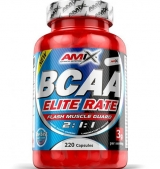 BCAA Elite Rate 220 капсули