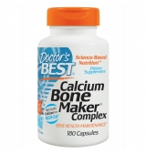 Calcium Bone Maker Complex 180 капсули