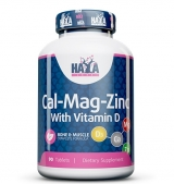 Calcium Magnesium & Zinc with Vitamin D / 90 таблетки