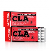 CLA Compressed 60 гел капсули