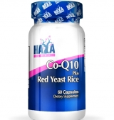 Co-Q10 60 мг & Red Yeast Rice 500 мг / 60 капсули