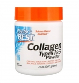 Collagen Types 1 and 3 powder 200 гр