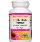 ECHINAMIDE® Fresh Herb Extract / 90 гел капсули