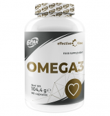 Effective Line Omega 3 90 капсули