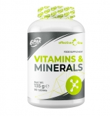 Effective Line Vitamins & Minerals 90 таблетки