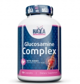 Glucosamine Chondroitin & MSM Complex / 120 капсули