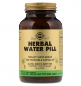 Herbal Water Pill, 100 vcaps