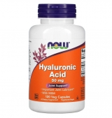 Hyaluronic Acid with MSM 120 капсули