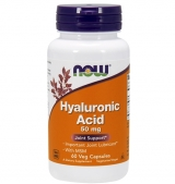 Hyaluronic Acid with MSM 60 капсули
