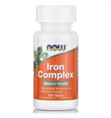 Iron Complex 100 Tabs.