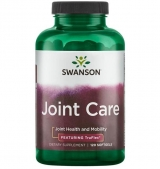 Joint Care with Glucosamine, MSM & Chondroitin 120 гел капсули