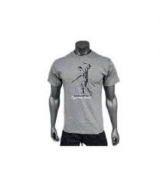 Kevine Levrone T-Shirt / Light Grey