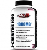 L-Carnitine 1000 мг / 180 капсули