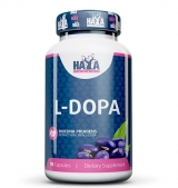 L-DOPA /Mucuna Pruriens Extract/ 90 капсули
