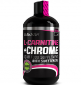Liquid L-Carnitine + Chrome 500 мл