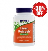 Liver Refresh / 90 капсули