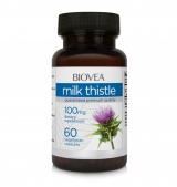 Milk Thistle 100mg - Бял Трън - 60 Vcaps