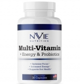 Multi Vitamin + Energy and Probiotic / 30 капсули