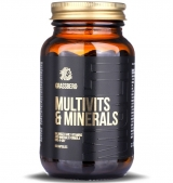 Multivits & Minerals 60 гел капсули