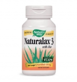 Naturalax 3 With Aloe 100 капсули