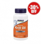 Neptune Krill Oil 500 мг / 60 гел капсули