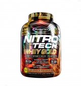 Nitro Tech Whey Gold 5.5lb / 2510 гр. (240 гр. БОНУС)