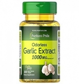 ODORLESS GARLIC / 1000 mg - 100softgels