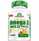 Omega 3 Forte+ / 90 капсули