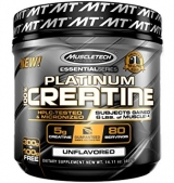 Platinum 100% Creatine 400 грама / 80 дози